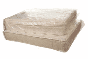 Mattress protector bag for Double, Queen, King. Protects your mattress from dust and moisture